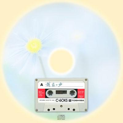 CD盤面デザインプリント01