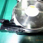 VHS分解カビの状況